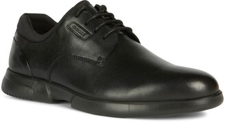 Geox Smoother F2 Plain Toe Derby