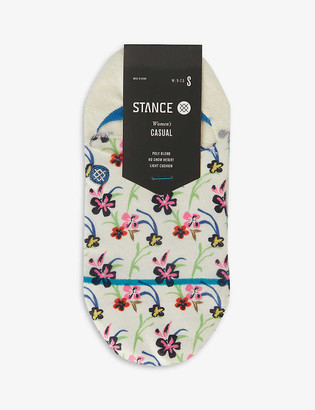Stance Garden Variety invisible knitted socks