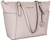 MICHAEL Michael Kors Jet Set Saffiano Top-Zip Tote Tote Handbags