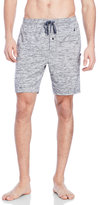 Nautica Space-Dye Lounge Shorts