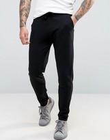 Asos Skinny Joggers In Black
