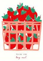 Mr. Boddington's Studio Basket of Berries