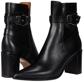 Rag & Bone Brynn Jodhpur (Black) Women's Boots