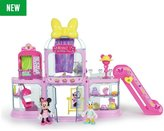 Disney Minnie Mouse Shopping Mall Playset