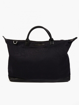 WANT Les Essentiels Black Organic Cotton 'Hartsfield' Weekend Bag