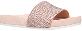 KG by Kurt Geiger Missy Slip On Sandals, Nude
