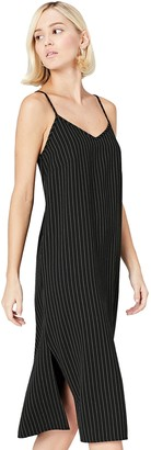 Private Label Amazon Brand - find. Women's Dress in Pinstripe Cami