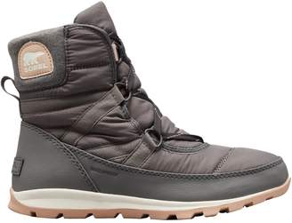 Sorel Women's Whitney Lace-Up Booties