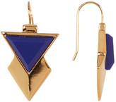 Trina Turk Triangle Drop Earrings
