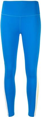Splits59 Harper 7/8 reflective stripe leggings
