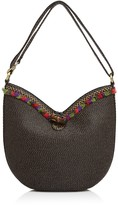 Eric Javits Frida Raffia Shoulder Bag