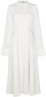 Jil Sander x Browns 50 striped dress