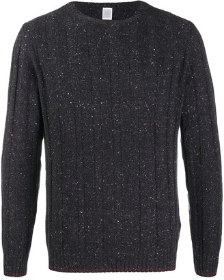 Eleventy Chunky Ribbed Cashmere Jumper