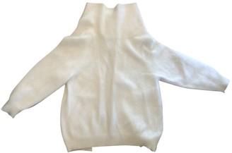 Alberta Ferretti White Wool Knitwear for Women