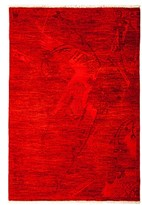 Solo Rugs Adina Area Rug, 5' 10 X 4' 1