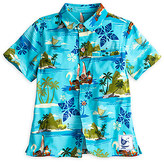 Disney Moana Woven Shirt for Boys
