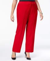 Kasper Plus Size Trousers