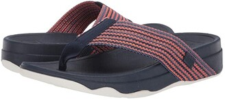 FitFlop Surfa (Black) Women's Sandals
