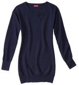 Merona Women's Scoop Neck Tunic Sweater - Assorted Colors