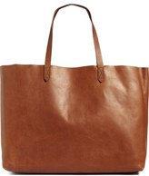 Madewell 'The East-West Transport' Leather Tote