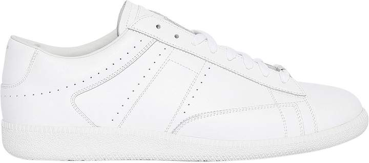 Maison Margiela Ace Leather Sneakers