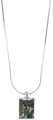 Nature d'Ambre 3170559 Women's Pendant Necklace Silver 925/1000 Amber - 44 cm