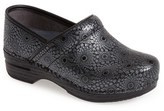 Dansko Women's 'Pro Xp' Metallic Medallion Print Clog