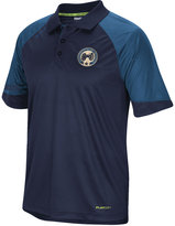 Reebok Men's Columbus Blue Jackets Center Ice Polo