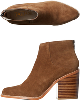 Sol Sana Leo Womens Suede Boot Brown