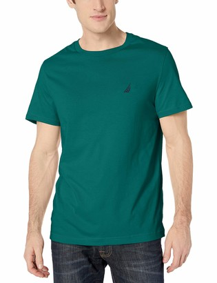 Nautica Men's Short Sleeve Crew Neck T-Shirt