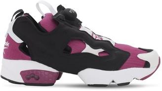 Reebok Classics Instapump Fury Nylon Sneakers