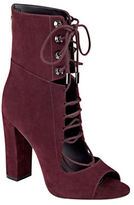 KENDALL + KYLIE Ella Lace-Up Booties