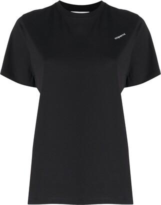 Coperni logo-print crew-neck T-shirt