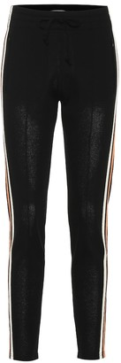 Etoile Isabel Marant Dario tapered jersey trackpants