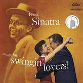 "Crate & Barrel Frank Sinatra ""Songs for Swingin' Lovers!"""