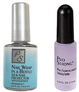 ProStrong Nail Wrap and Finishing Sealer Duo