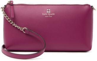 Kate Spade Sawyer Street Declan Leather Crossbody Bag