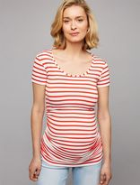 A Pea in the Pod Isabella Oliver Nia Maternity Shirt
