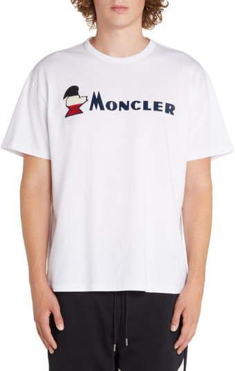 49cf6754a Logo Crewneck T-Shirt