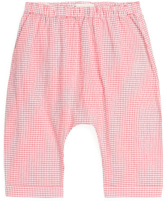 Arket Seersucker Baby Trousers