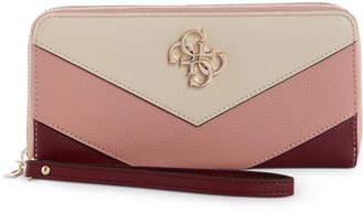 GUESS Kamryn Zip Around Wallet