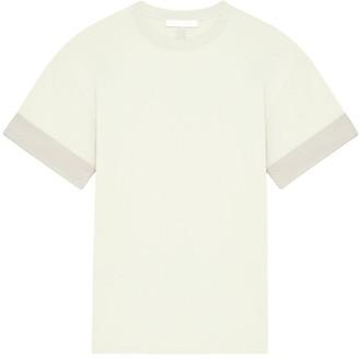 Fenty by Rihanna Taffeta-lined short-sleeve T-shirt