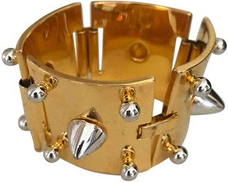 Eddie Borgo Multicolour gold and steel Bracelets