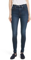 Rag & Bone Women's High Waist Skinny Jeans