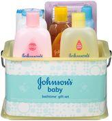 Bed Bath & Beyond Johnson and Johnson® Bathtime Gift Set