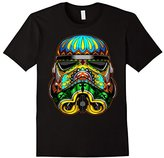 Star Wars Stormtrooper Ornate Sugar Skull Graphic T-Shirt