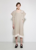 Comme des Garcons Linen Dress