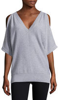 MICHAEL Michael Kors Split-Sleeve Dolman Sweater