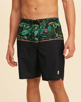 Hollister Classic Fit Stretch Boardshorts