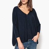 LA BRAND BOUTIQUE COLLECTION V-Neck Cardigan